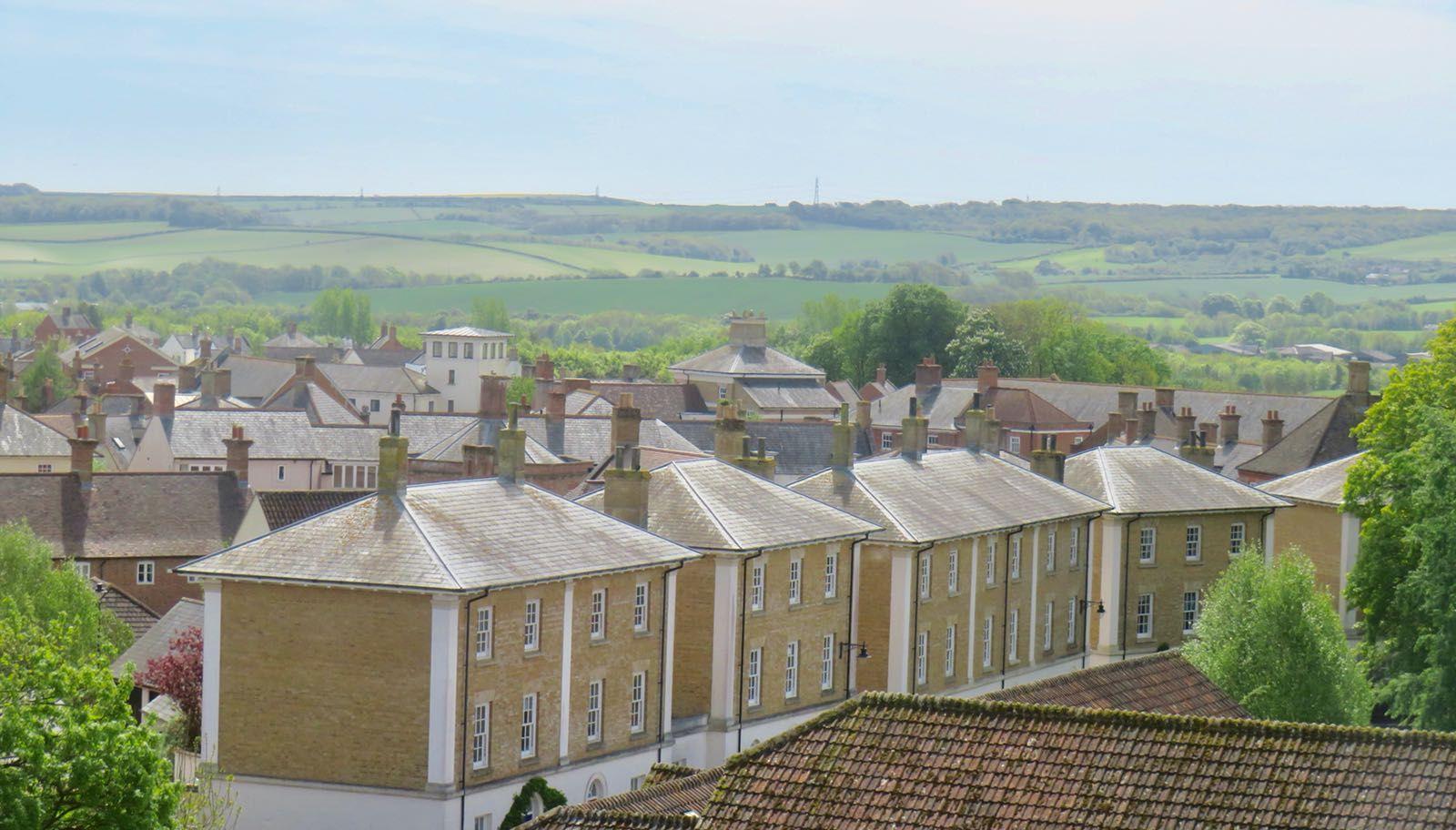 Poundbury Rooftops
