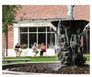 Fountain in Victor Jackson Avenue