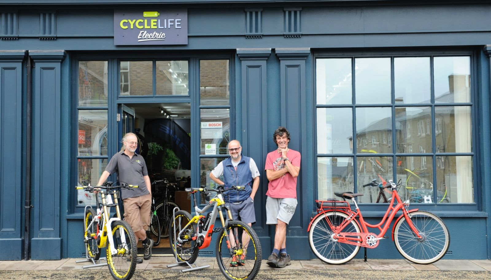 Cycle Life Electric
