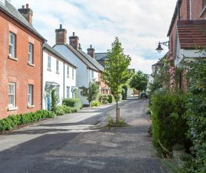 Typical street scene in Phase 1