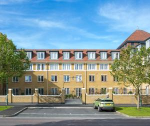 Yarlington's Melrose Court - shared ownership accommodation for over 55s