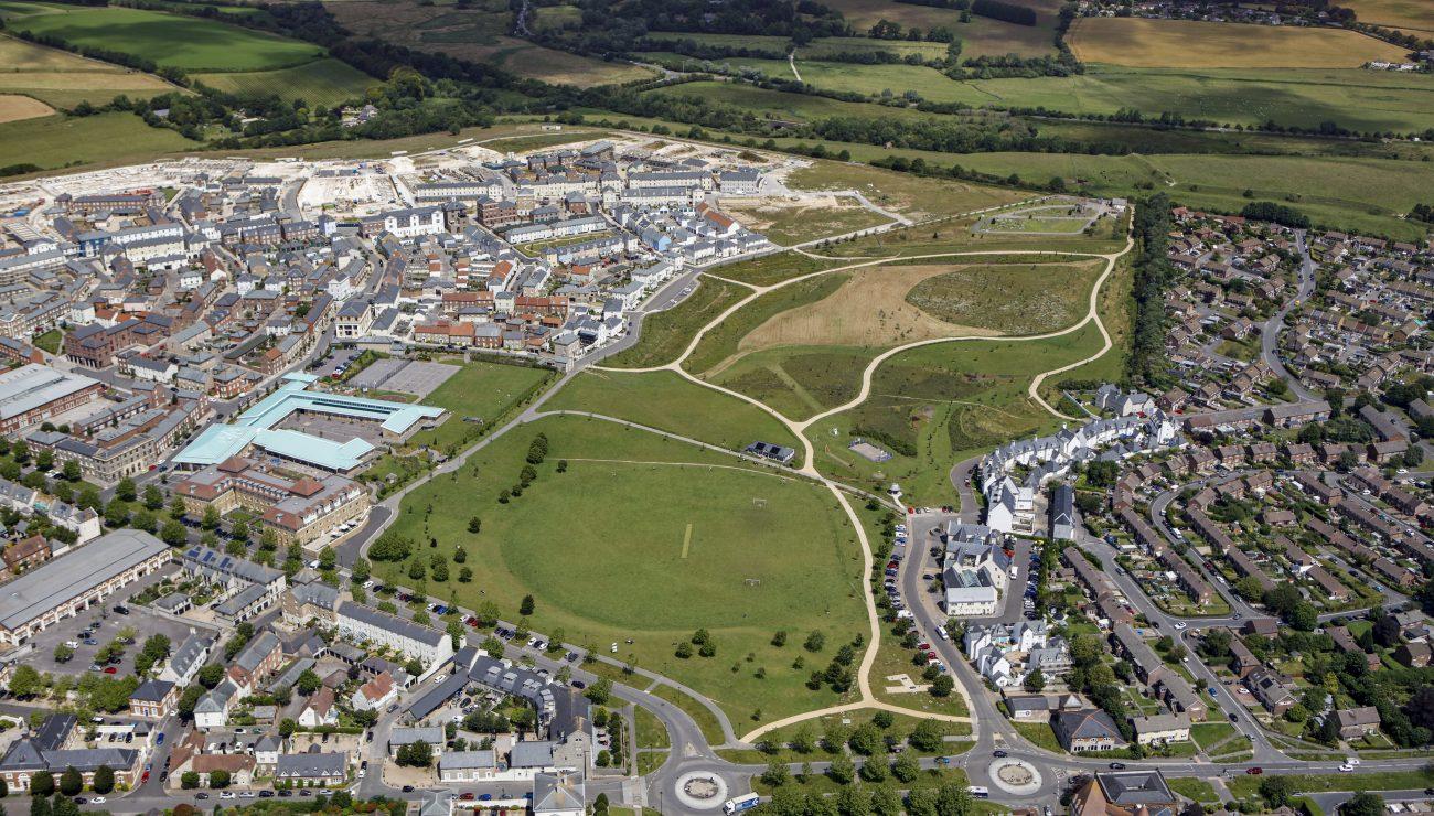 Great Field in July 2021
